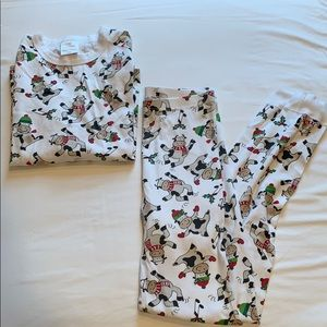Kids Christmas PJs Set
